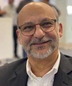 Foad Ghalili, President of Epoch International