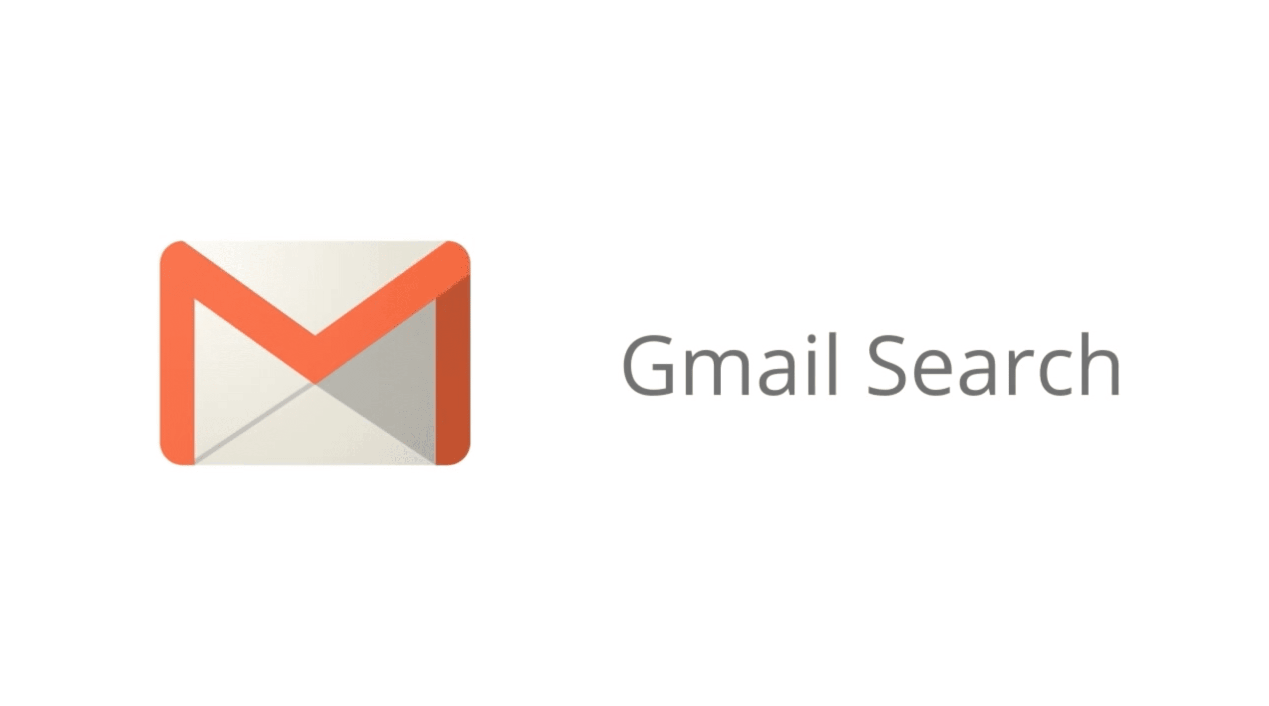 gmail search