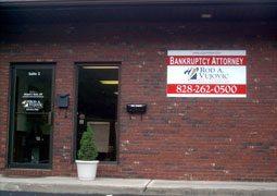 North Carolina Bankruptcy Attorney
