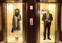 نمایش فیلم «مردی بدون سایه» در سینما قدس اردبیل