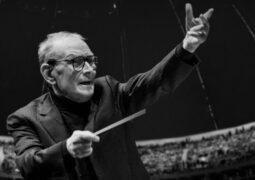 انیو موریکونه آهنگساز برجسته ایتالیایی