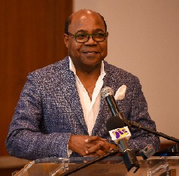 Jamaica had Record Arrivals for July 2019 says Jamaica's Minister of Tourism Hon Edmund Bartlett