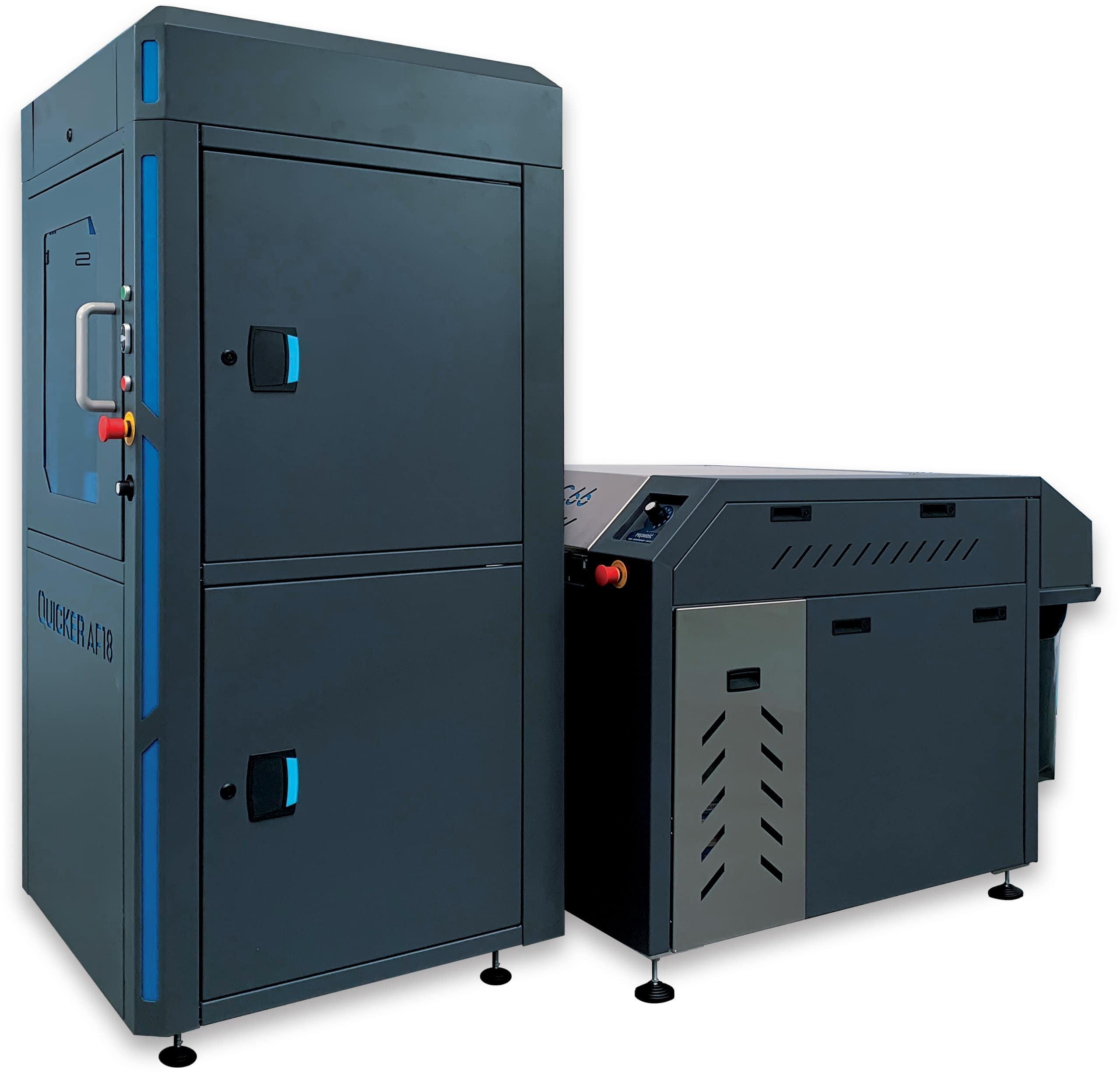 automatyczny podajnik do płyt fotopolimerowych