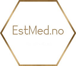 EstMed Hexagon Logo 256 piksler
