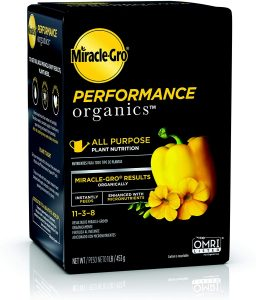 Miracle-Gro All Purpose Plant Nutrition