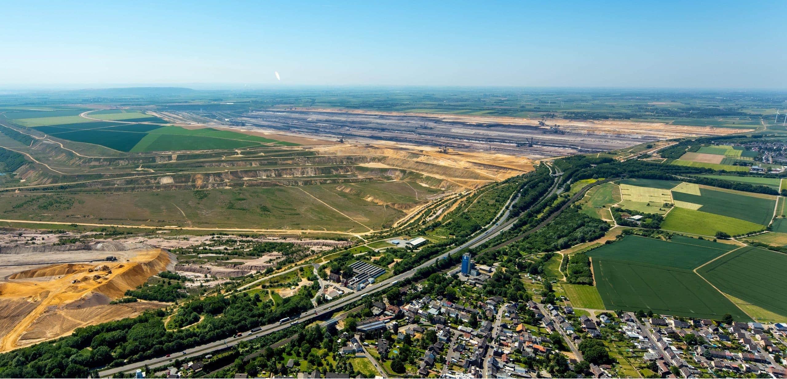 Zweckverband LandFolge Garzweiler Tagebau Jüchen