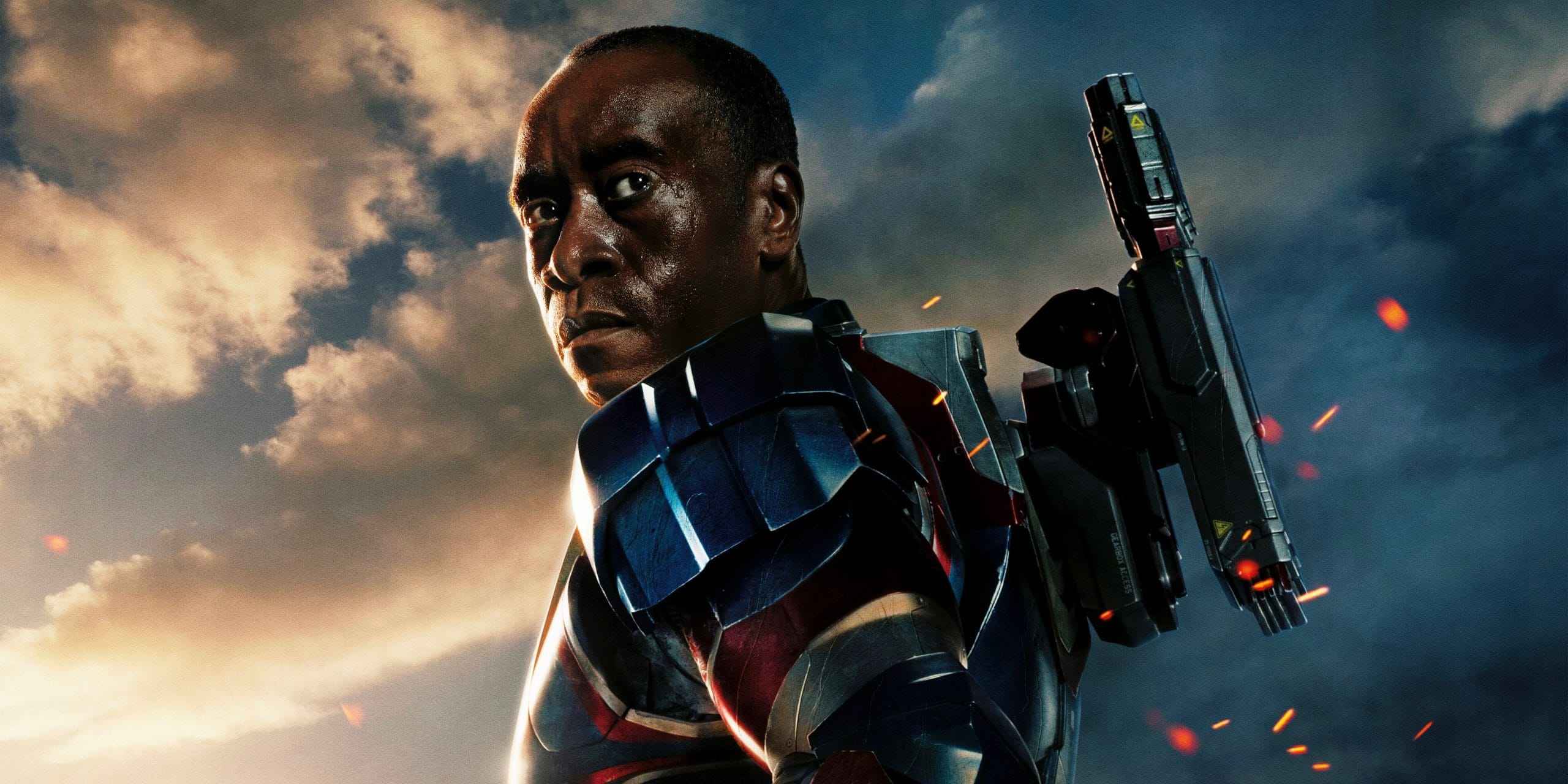 Don Cheadle War Machine The Falcon and the Winter Soldier Featured