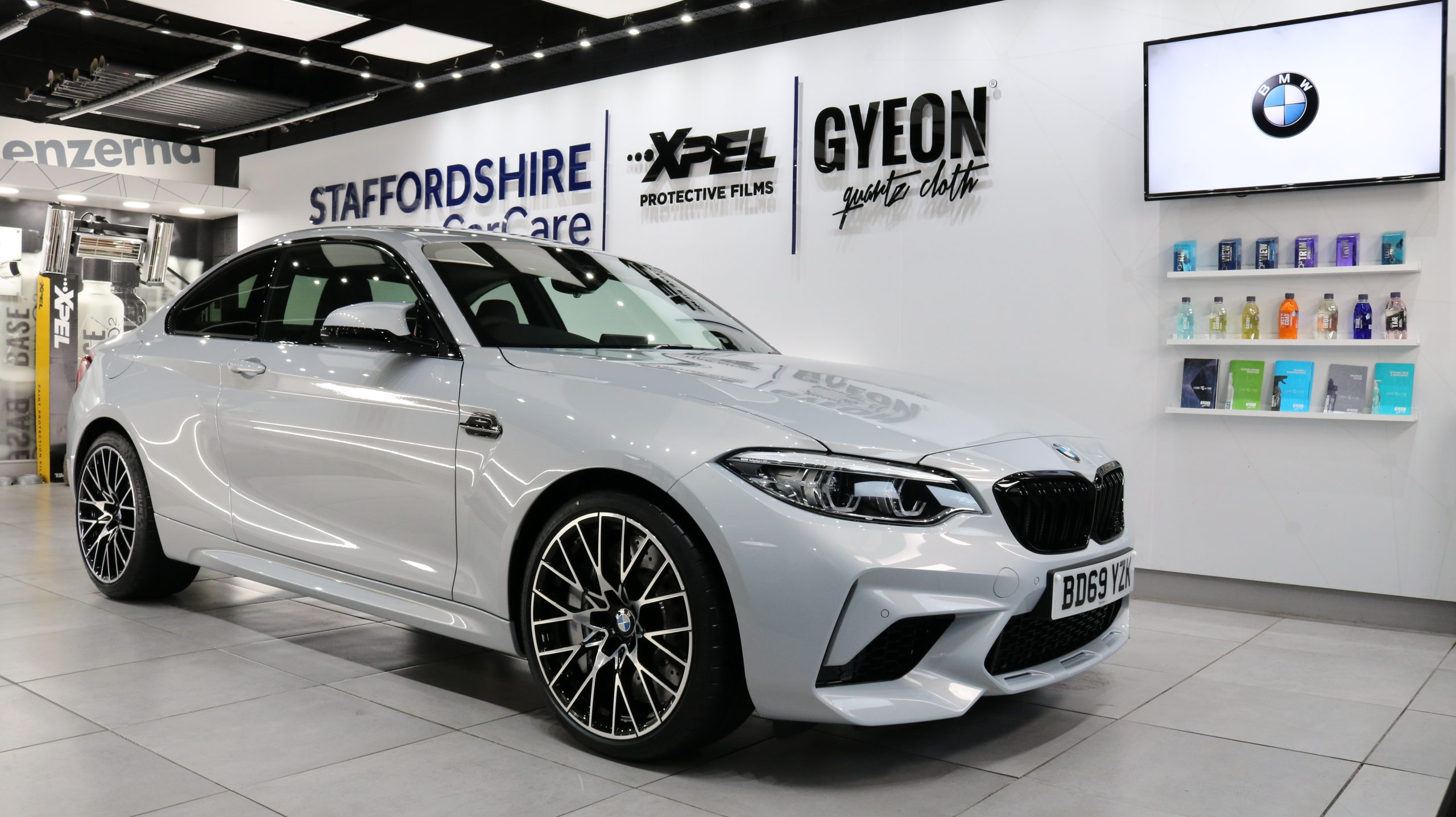 BMW - GYEON - XPEL