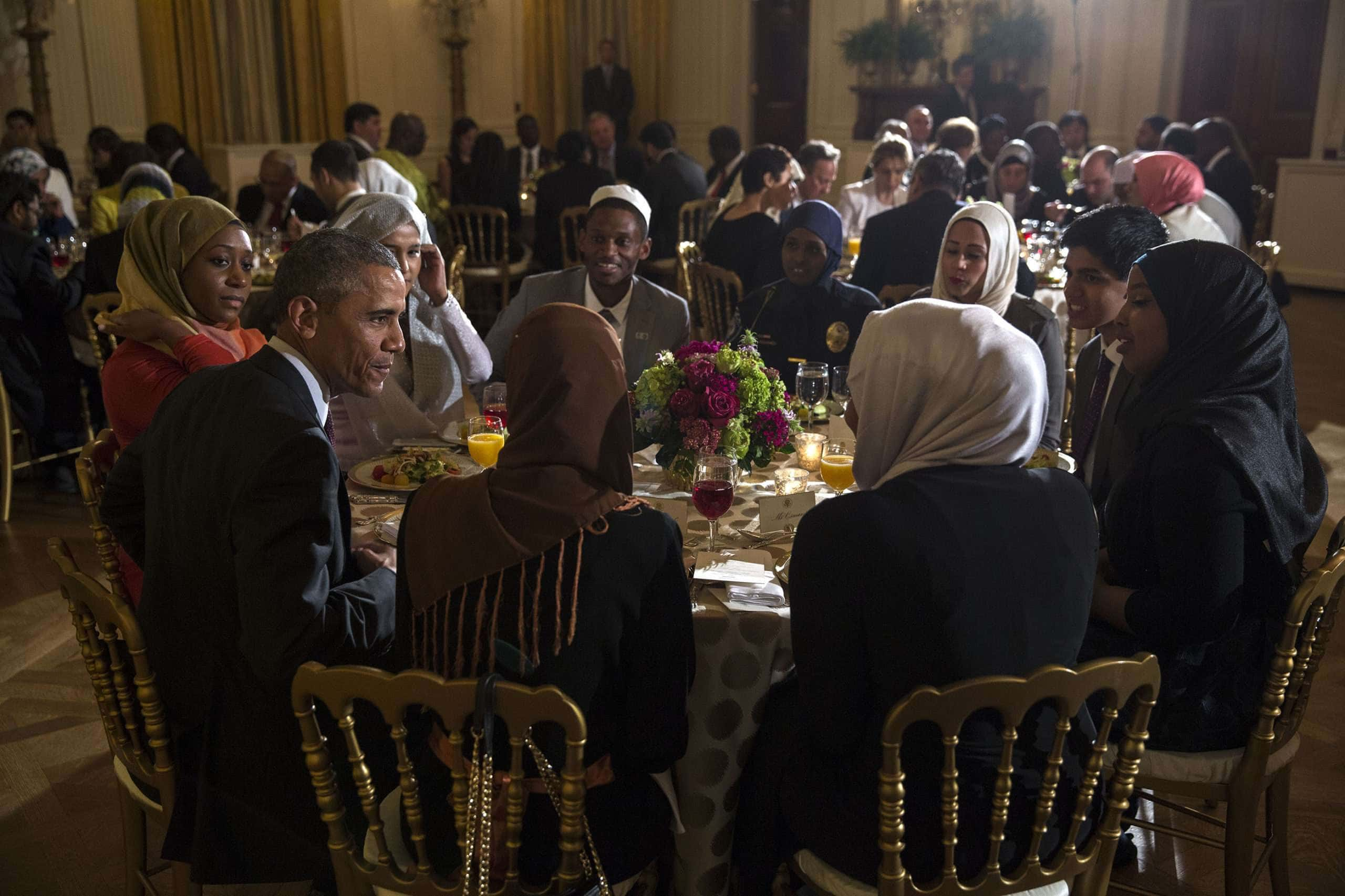 obama muslim iftar