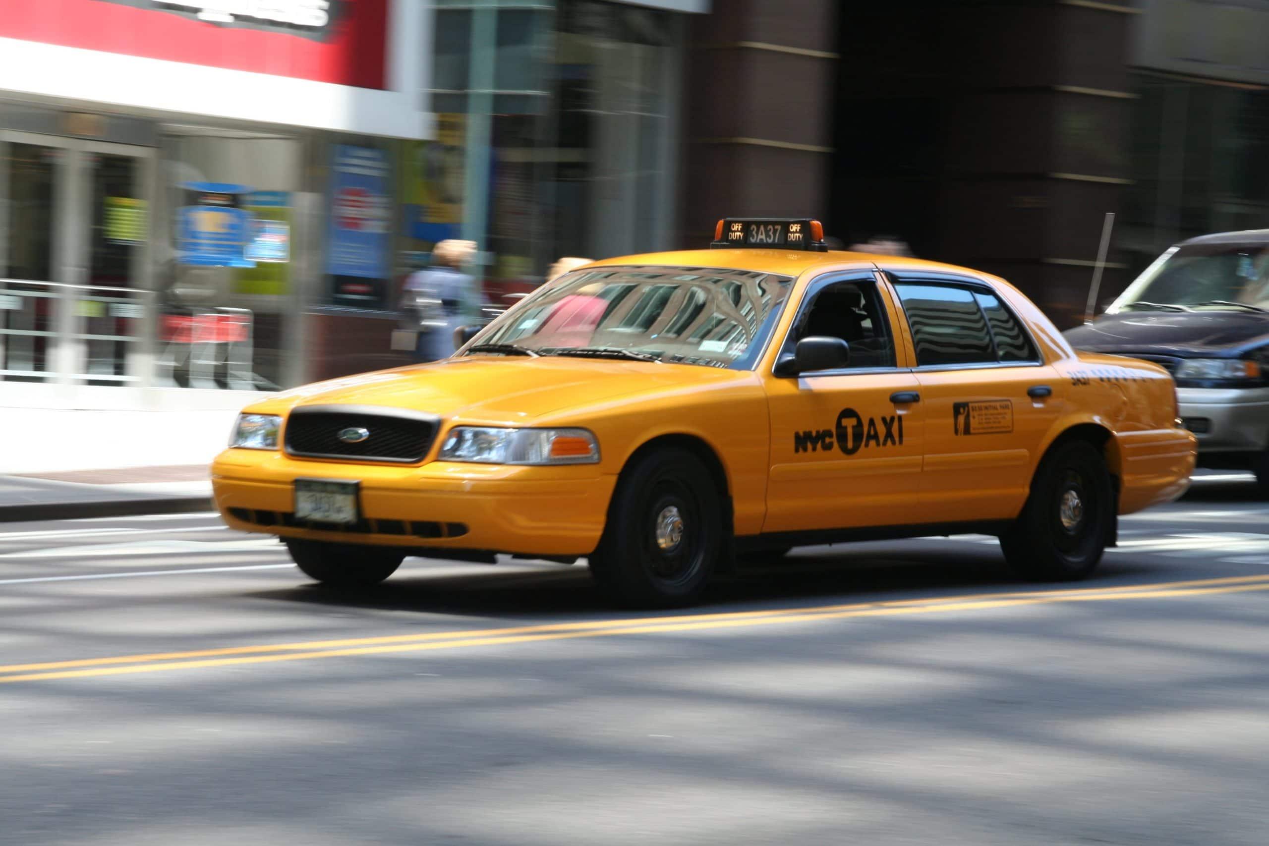 taxi new york paris min