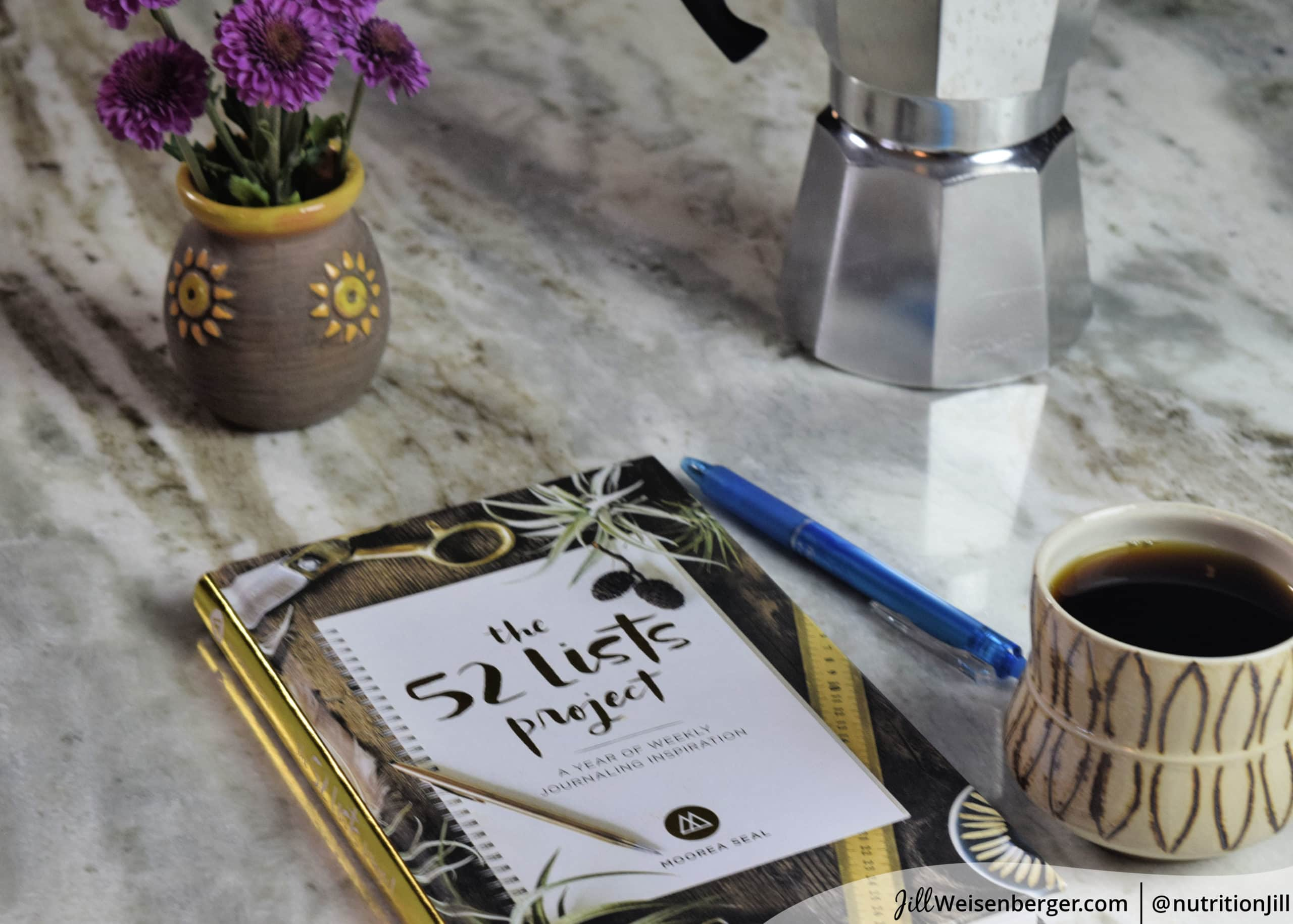 Journaling as part of a healthy morning ritual