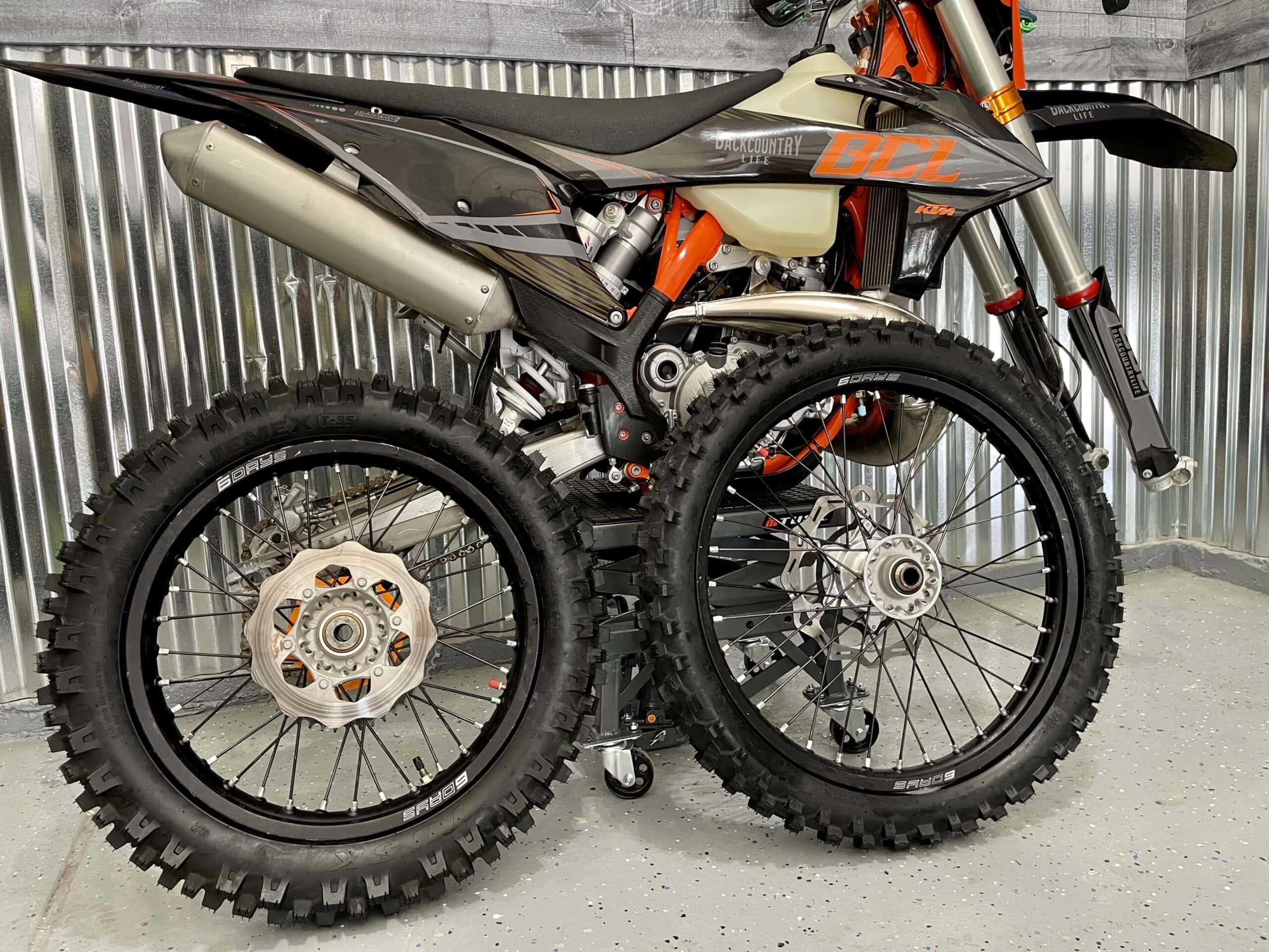 Tusk EMEX T35 tires