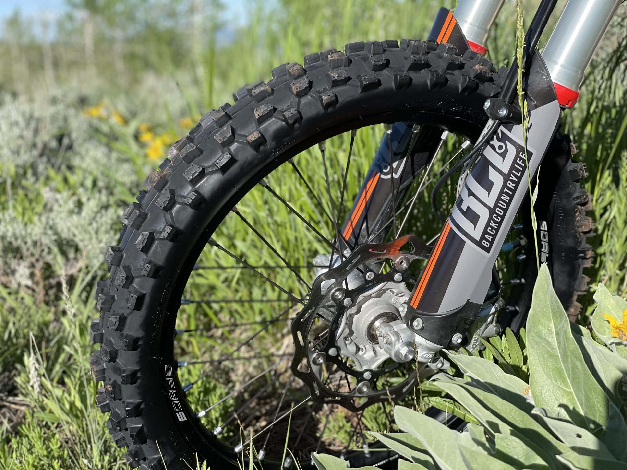 Tusk EMEX T-35 Front Tire