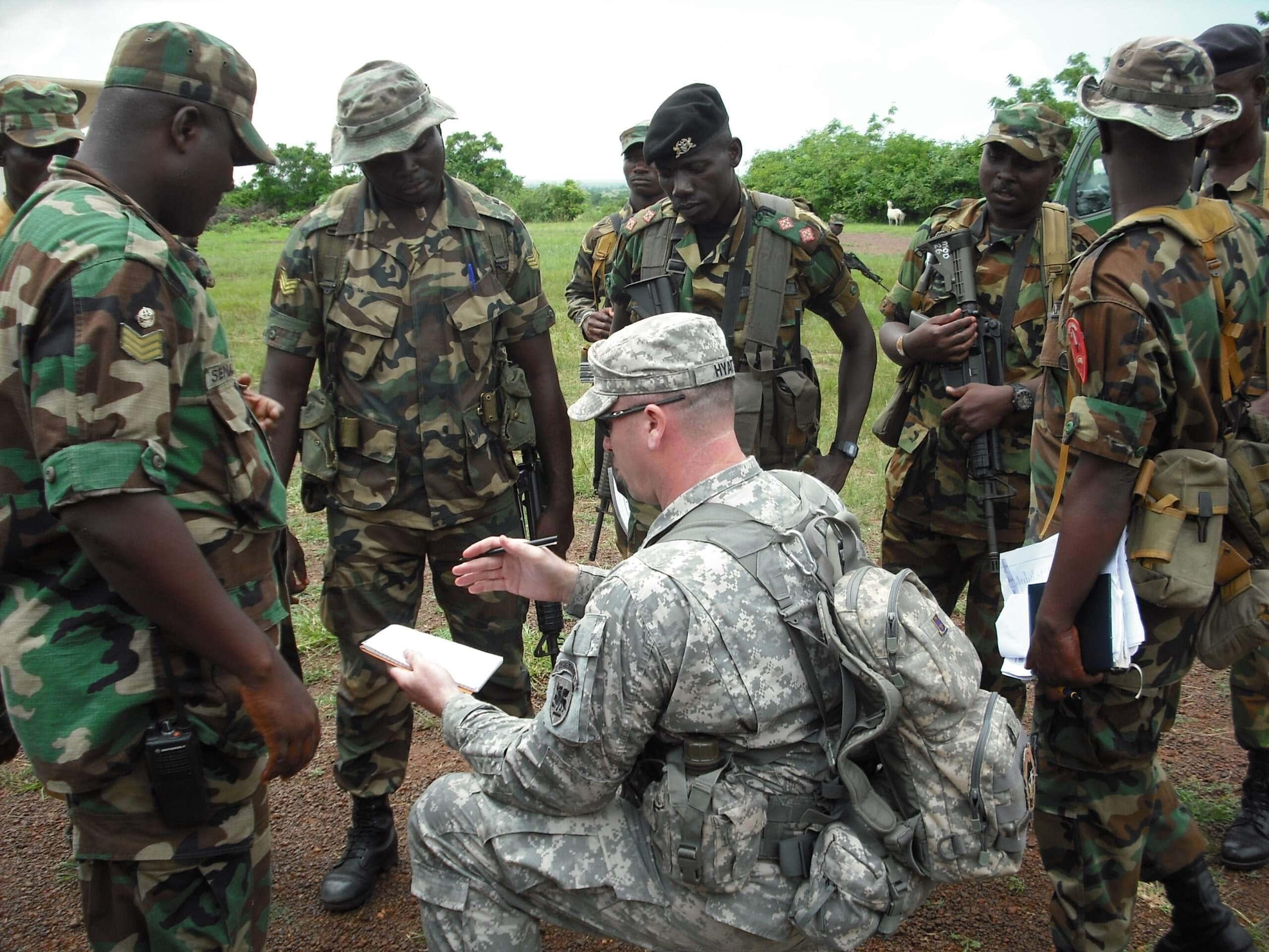 us troops africa