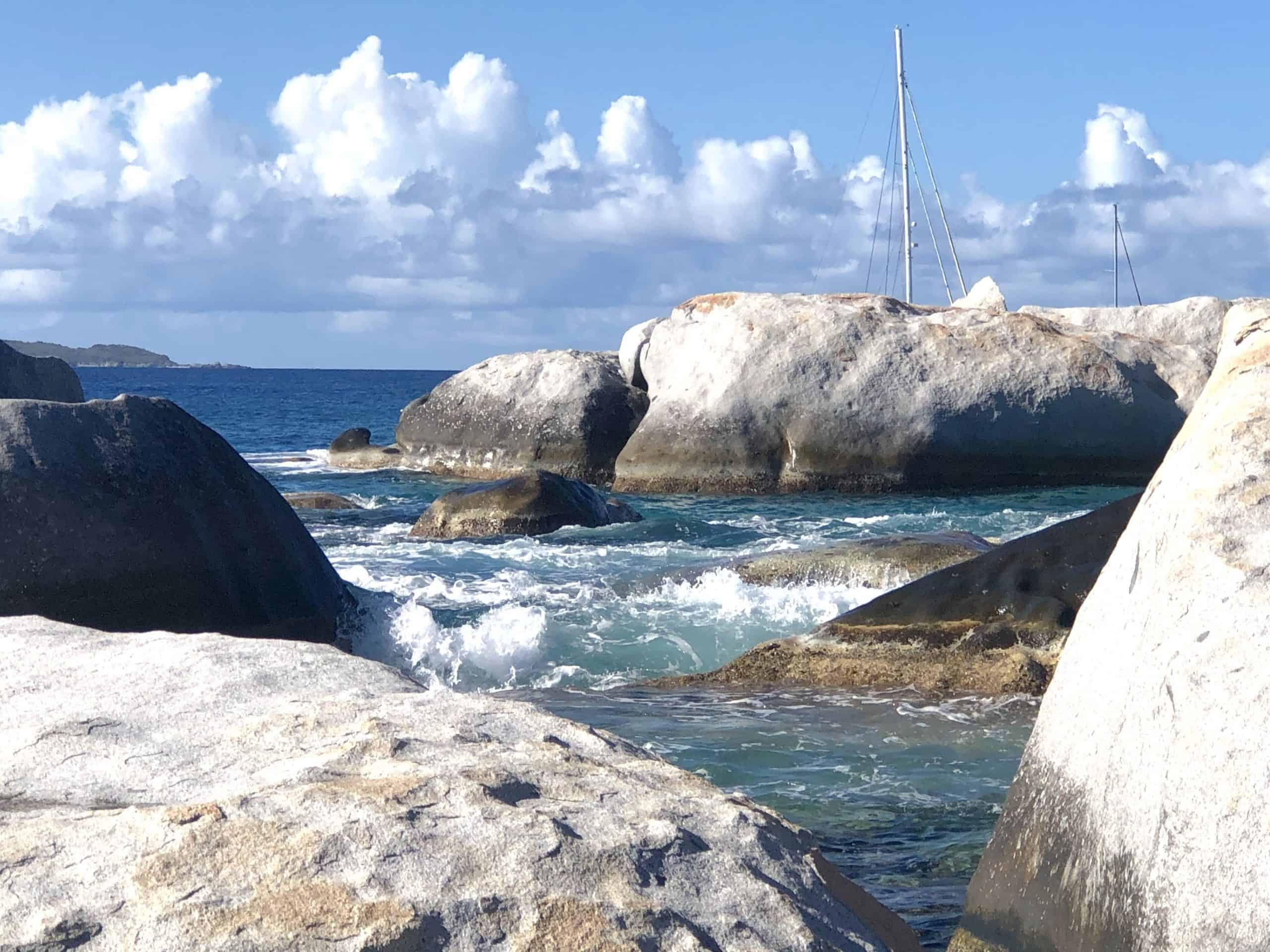 Mareblog und Maritimliebe - Virgin Gorda The Baths