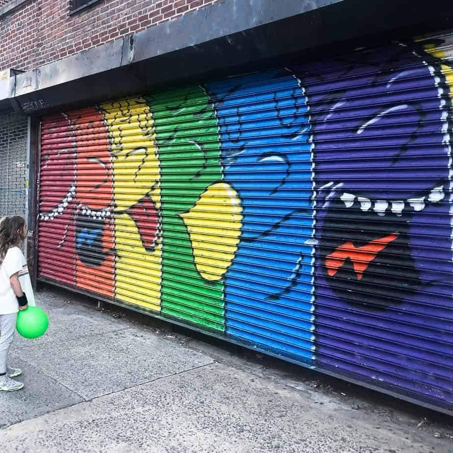 east village art