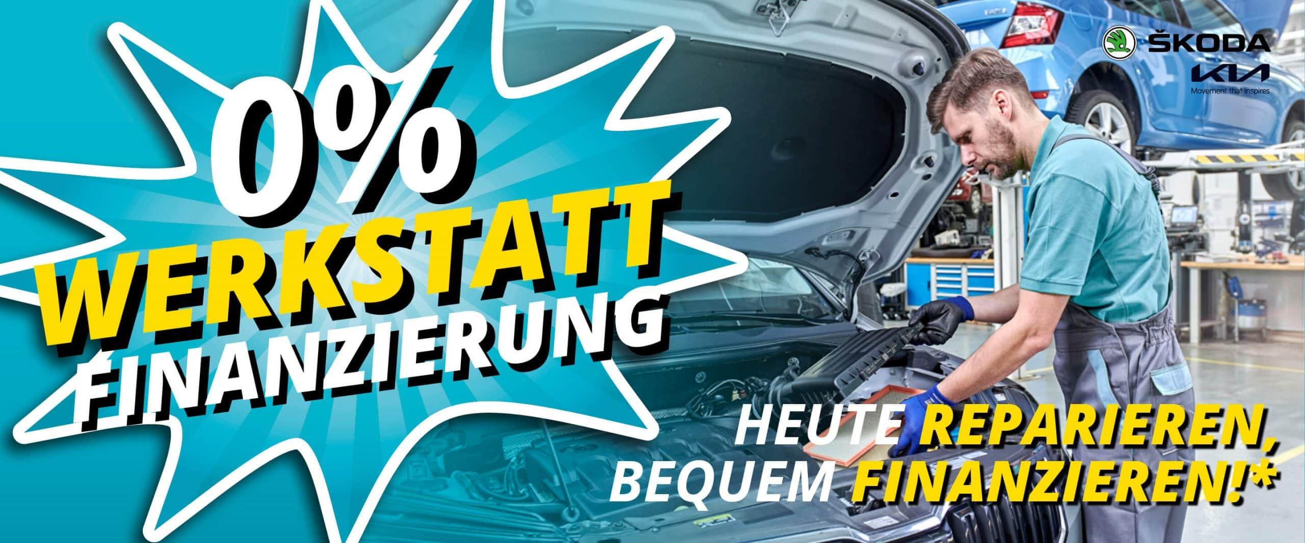 Autohaus Bauer Bruck an der Leitha - Werkstatt auf Raten zahlen, Werkstatt finanzieren - jetzt bei uns im Autohaus!