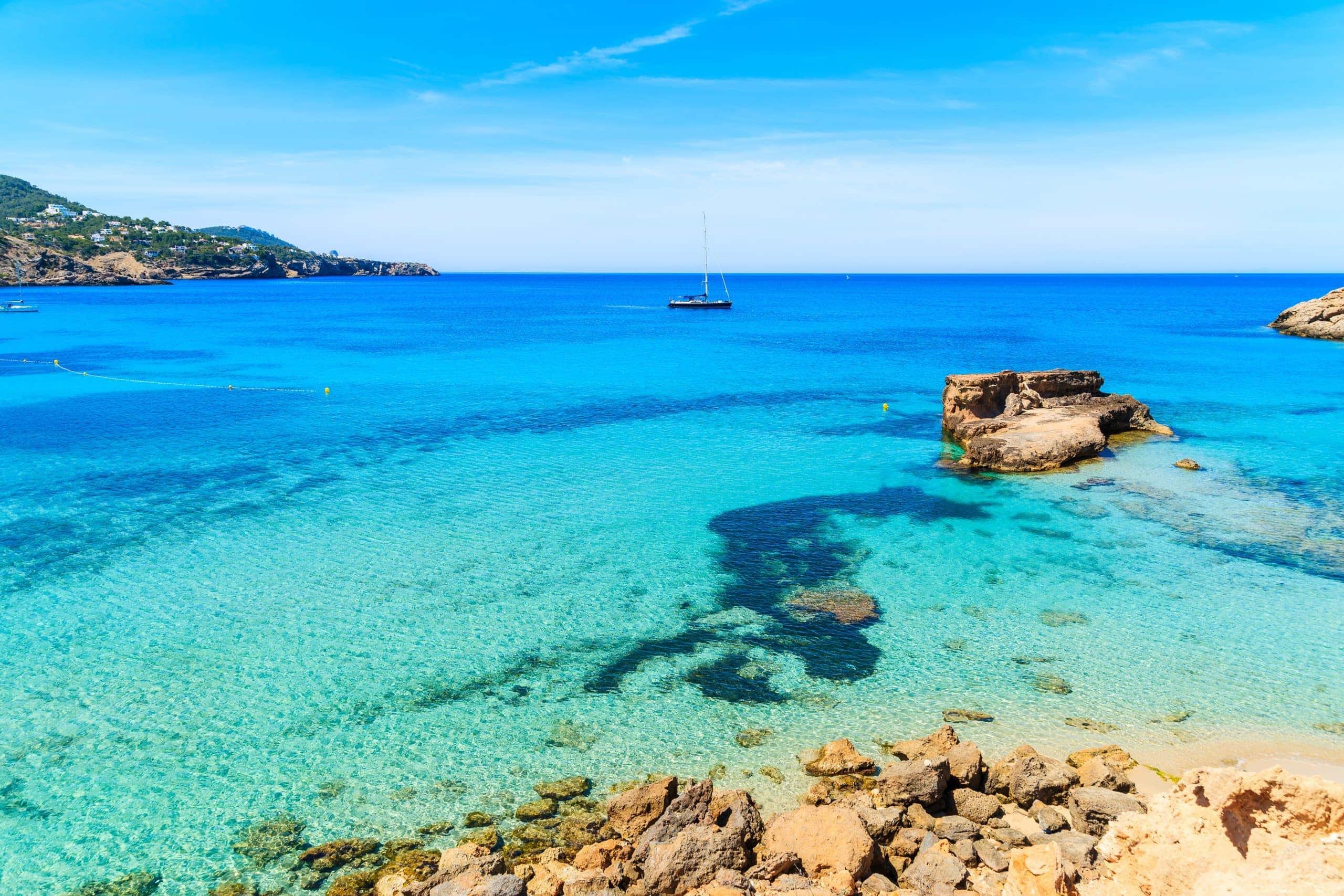 Vacaciones velero mediterráneo Alquiler de barco Valencia - Ibiza