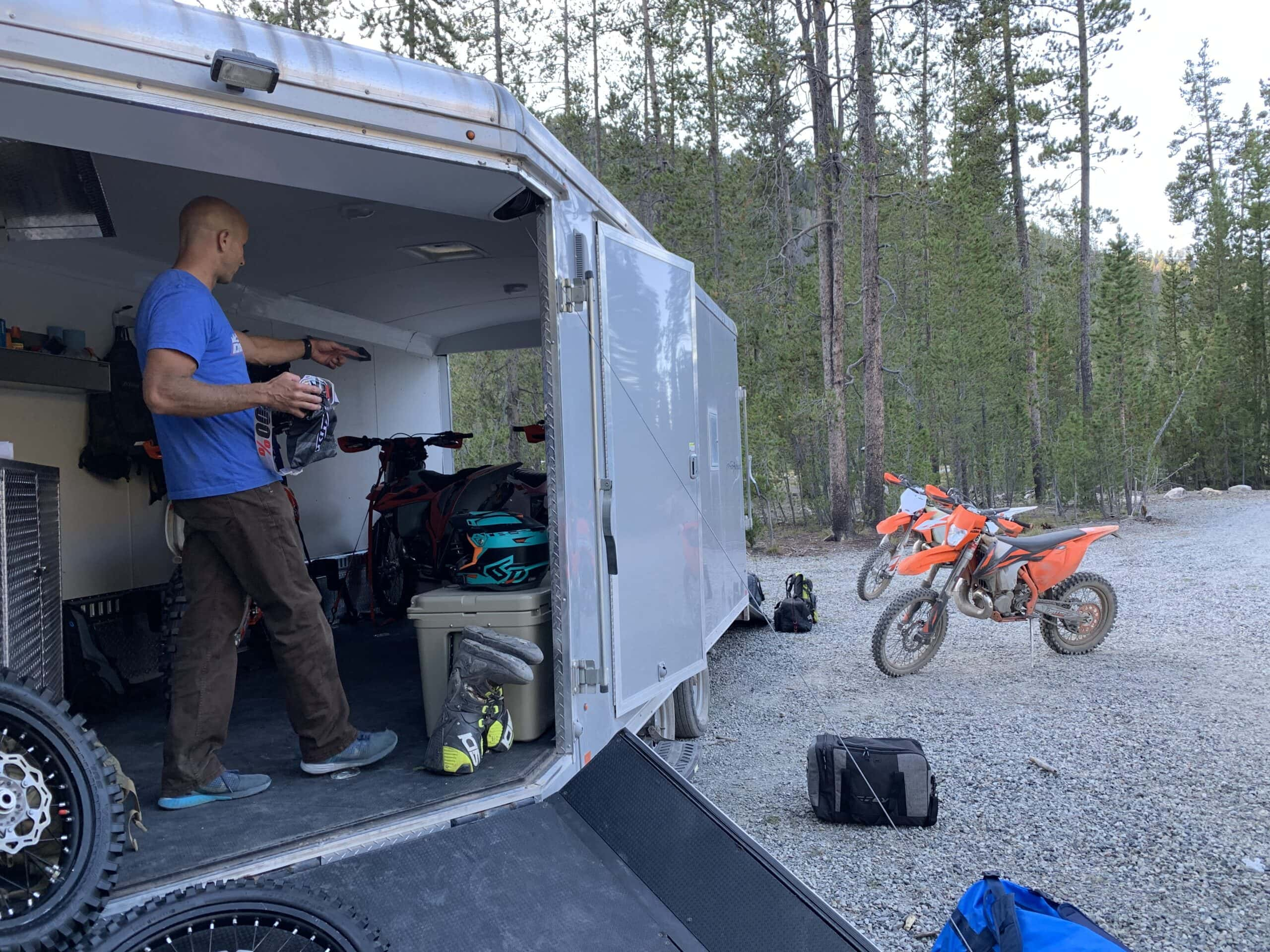 best dirt bike trailer