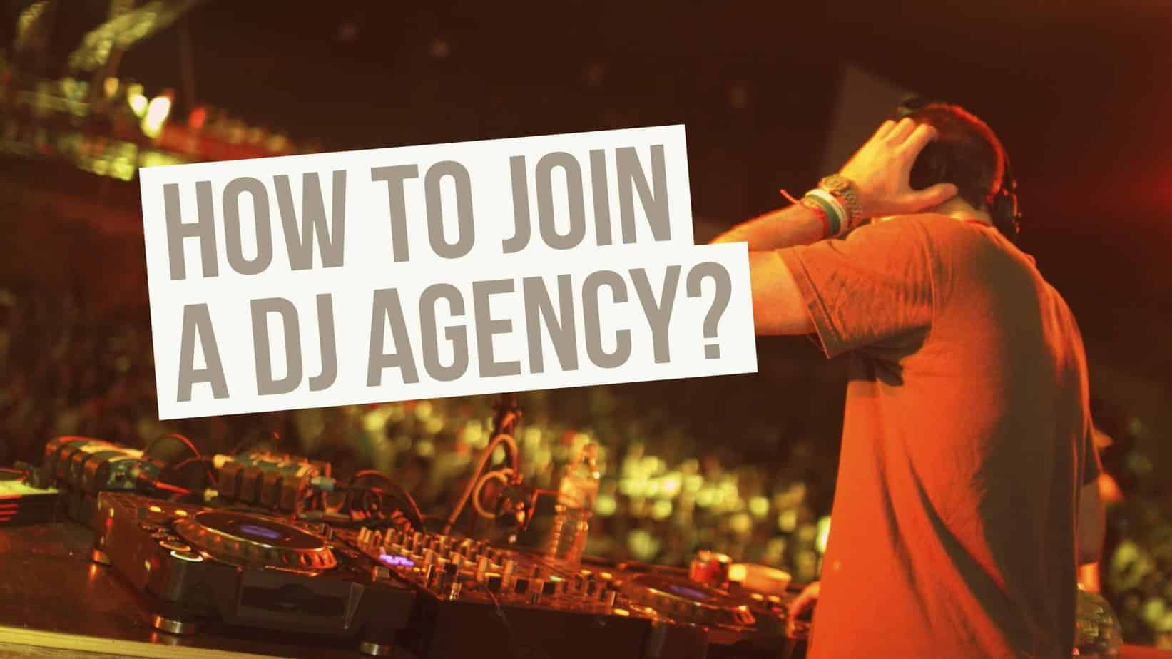 How to join a DJ Agency - Storm DJs London