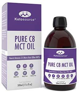 Pure C8 MCT Oil