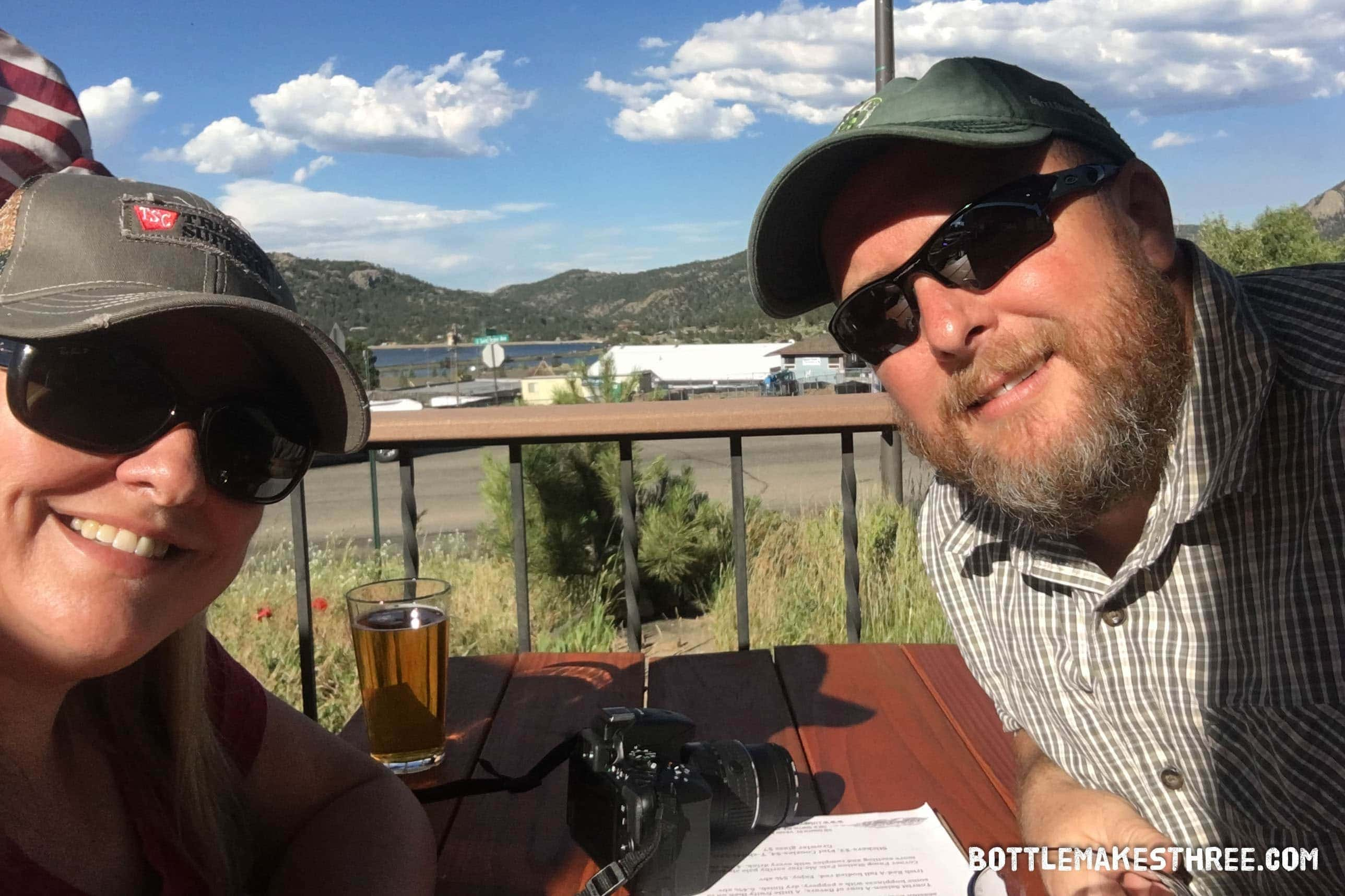 Exploring the Breweries of Estes Park, Colorado | BottleMakesThree.com