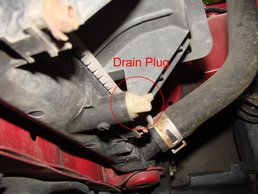How to perform a coolant flush