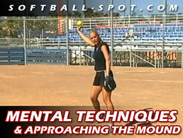 SOFTBALL PITCHING MENTAL TECHNIQUES