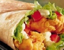 Zinger Shawarma Recipe