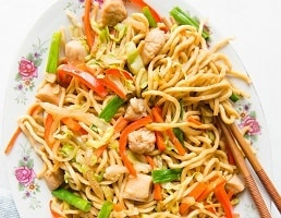 Chicken Chowmein