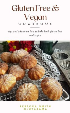 Vegan and Gluten Free FREE eBook with recipes