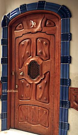 カサバトリョのドアの画像