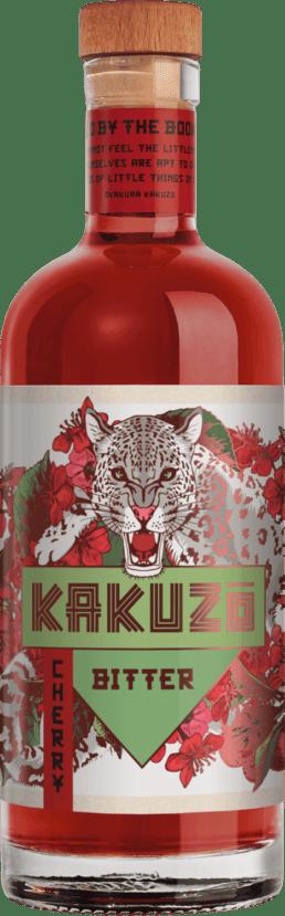 Cherry Bitter Flasche