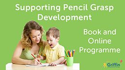 Supporting Pencil Grasp Development Cover Pic