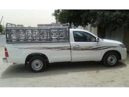 2 Ton Pickup For Rent In Dubai