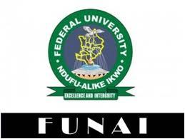 Federal University Ndufu-Alike, funai