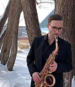 Dr. Justin Massey Saxophone Lessons Toronto