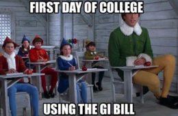 GI Bill Memes