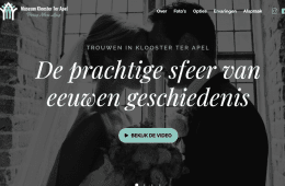 Trouwen in Klooster Ter Apel portfolio Kaj van der Plas