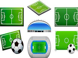 كم يبلغ طول وعرض ملعب كرة القدم الدولي بالمتر