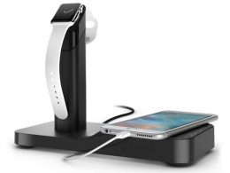 Best Beautiful Charging Stand or Station for Apple Watch 4