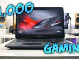 Top Best Gaming Laptops Under $1000 To Buy In 2021 2