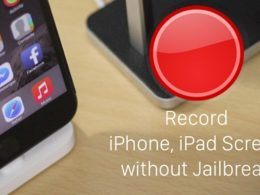 Record iPhone Screen