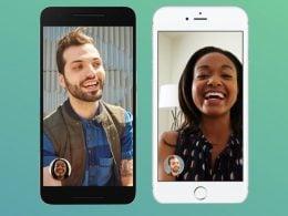 Skype vs Google Duo 54