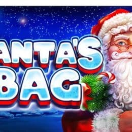 Santa's Bag Pokies Game