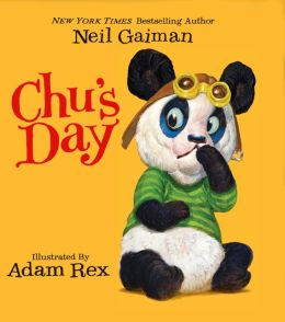 Chu's Day Board Book By Neil Gaiman