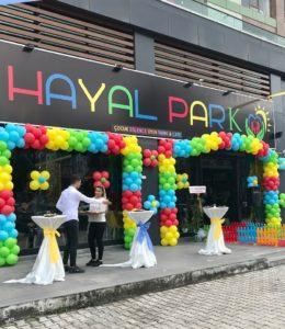 diyarbakır balon süsleme organizasyon