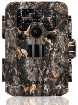2. TEC.BEAN 12MP 1080P HD Game & Trail Hunting Camera