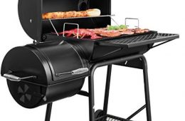 Royal Gourmet Charcoal Grill CC1830F Review - What Users Say About Royal Gourmet Charcoal Grill with Offset Smoker