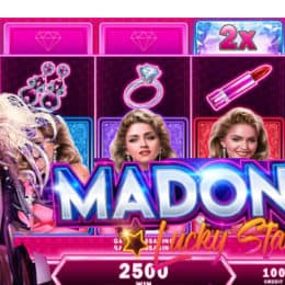 Madonna Slot Machine at Casinos